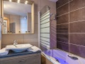 Bathroom, Les Balcons Platinum, Val Thorens