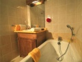 Bathroom, L'Arollaie, Les Arcs