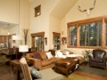 Mountain Thunder Lodge Living Room