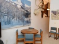 Dining area, 700 Monarch Condominiums, Aspen