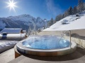 Jacuzzi, Hotel Sassongher