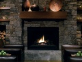 Hyatt Regency Lake Tahoe Fireplace