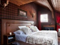Bedroom, Hotel Lodge Park, Megeve
