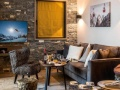 Living Area, Montana Lodge, Val Thorens