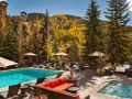 Vail Marriott Mountain Resort Pool