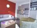Living and Kitchen Areas, Les Terrasses de Veret, Flaine