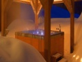 Hot Tub, Hotel Snowbird Lodge, Silver Star