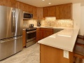 Kitchen, 700 Monarch Condominiums, Aspen