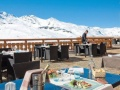 Terrace, Residence Le Portillo, Val Thorens