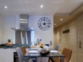 Dining Table and Kitchen - A10