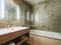 Bathroom, Mercure Les Bossons