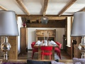 Chalet Marie Dining Area