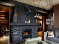 Living Area, Hotel Lodge Park, Megeve