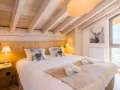 Double Bedroom, Le Hameau de Barthelemy, La Rosiere