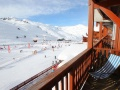 Hotel Club MMV Les Neiges - Balcony