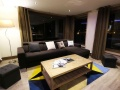 Edelweiss Apartments - Two Bedroom Apartment Living Area
