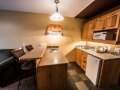 Chateau Big White kitchenette
