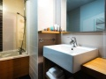 Bathroom, Les Chalets d'Emeraude in Les Saises