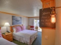 Beach Retreat and Lodge Bedroom
