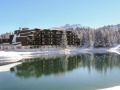 Hotel Mercure Courchevel 1850 - Exterior