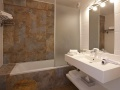 Hotel Les Grandes Rousses, Bathroom
