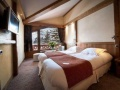 Bedroom, Hotel Les Sherpas, Courchevel