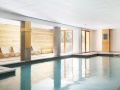 Indoor Pool, Le Crystal Blanc, Vaujany