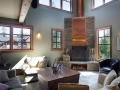 Copper Horse Lodge lounge