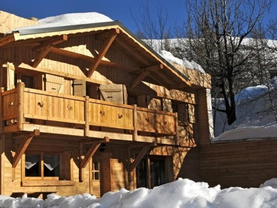 Self-Catered Chalet De Marie