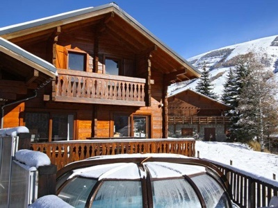 Self-Catered Chalet Soleil Levant