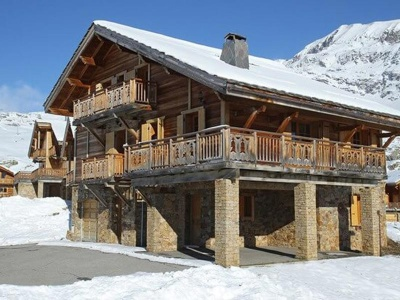 Self-Catered Chalet Des Neiges