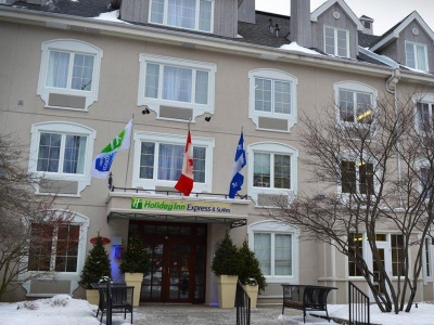 Hotel Holiday Inn Express and Suites Tremblant