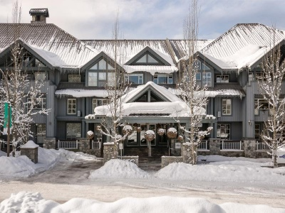 Glacier Lodge Apartments