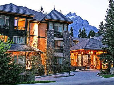 Hotel Banff Royal Canadian Lodge