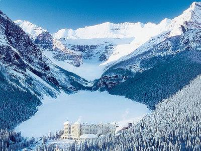 Hotel Fairmont Chateau Lake Louise