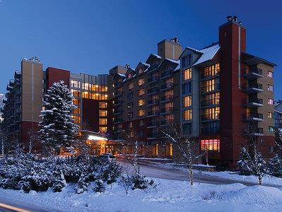 Hotel Hilton Whistler Resort and Spa