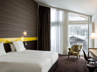 Avancher Hotel And Lodge Val D Isere 3 Star Powder White