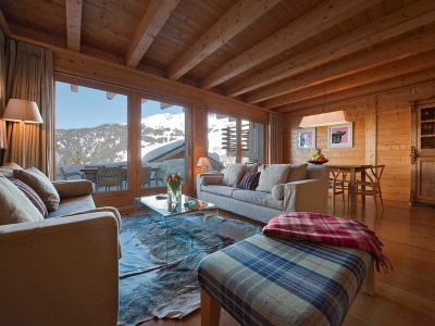 Chalet Apartment Berbou