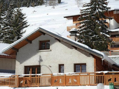 Self-Catered Chalet Le Marmotton