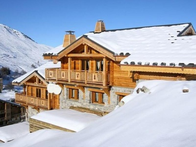 Self-Catered Chalet Leslie Alpen