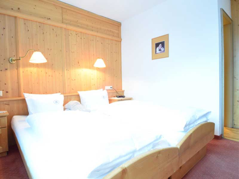 Double Room 'Albona' (single), Maiensee, St Anton / St Christoph