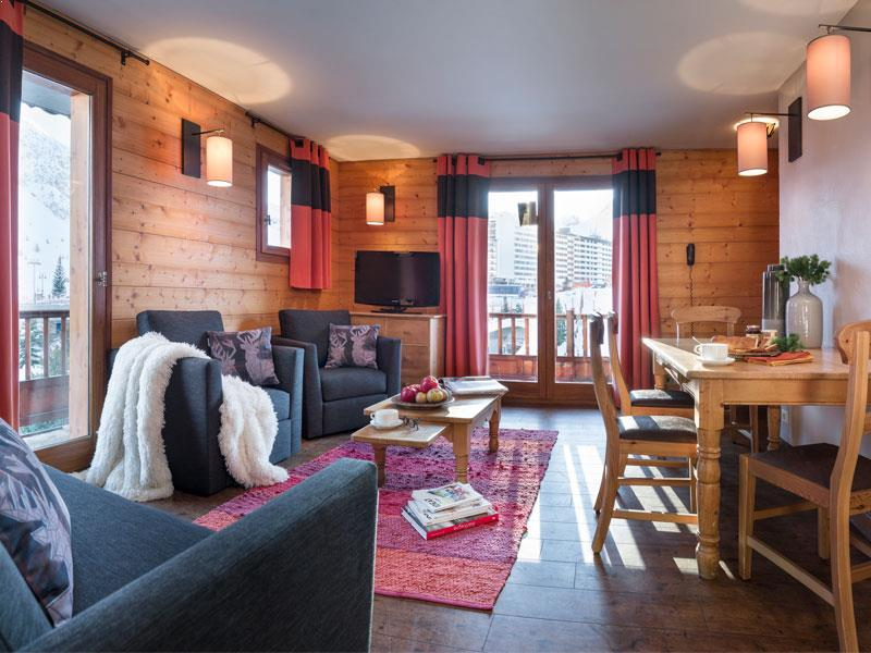 Chalet Planton Three Bedroom Apartment for 6
