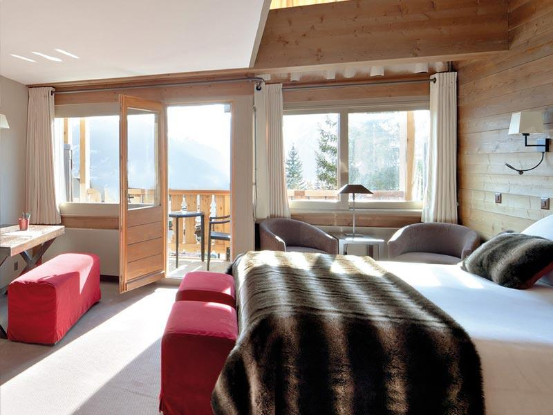Family Suite with seating, Hotel Vanessa, Verbier