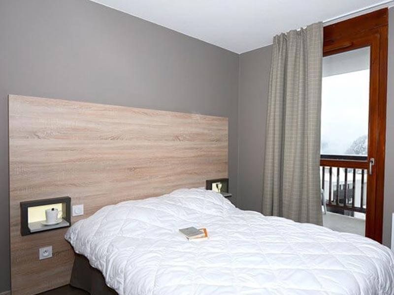 Bedroom, Le Panoramic, Flaine