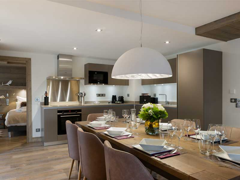 Example Dining Area - Apartment A103