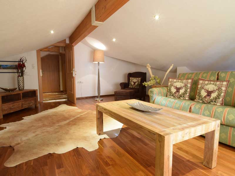 Attic Suite, Maiensee, St Anton / St Christoph