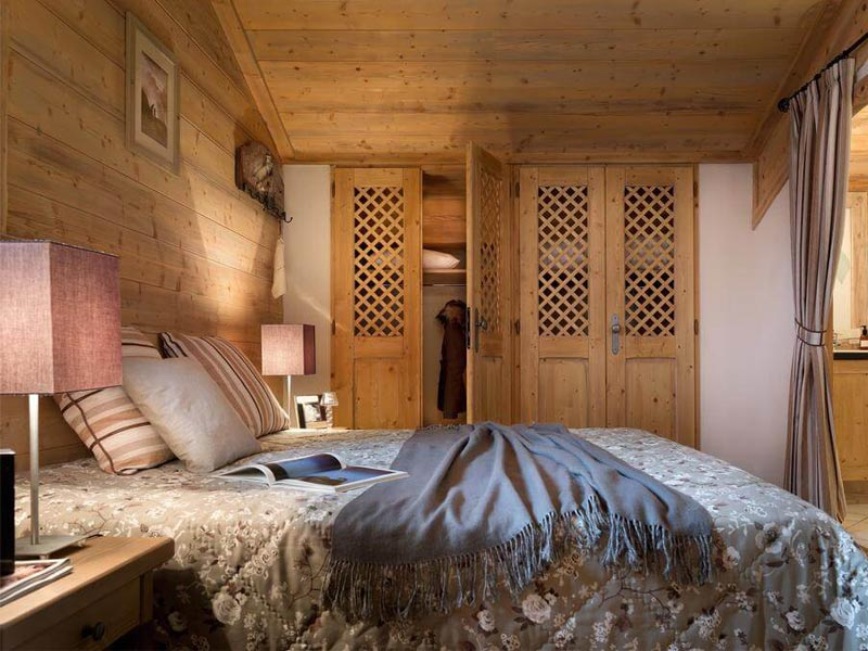 Bedroom, Le Coeur d'Or, Bourg Saint-Maurice