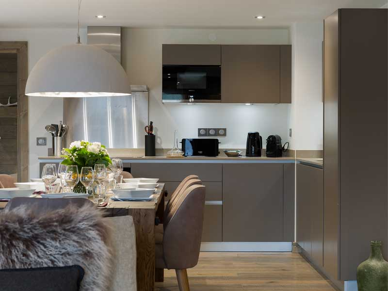 Example Kitchen - Apartment A103