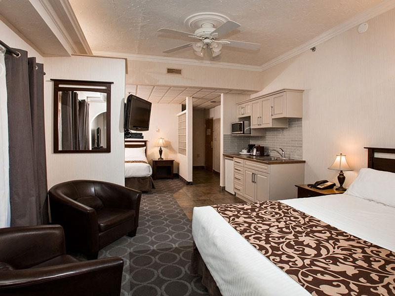 Three Bed Full Family Suite