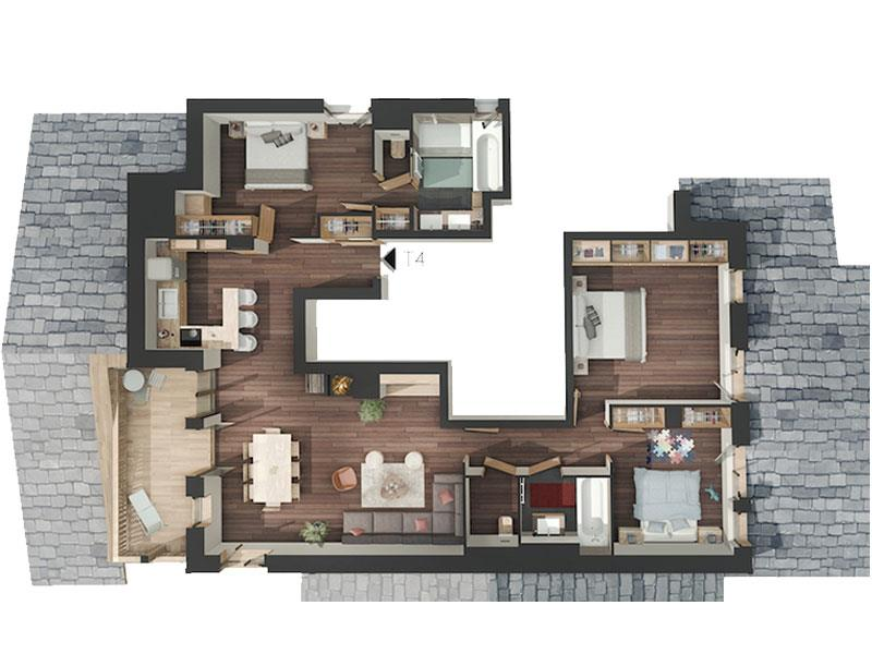 Alix Floorplan
